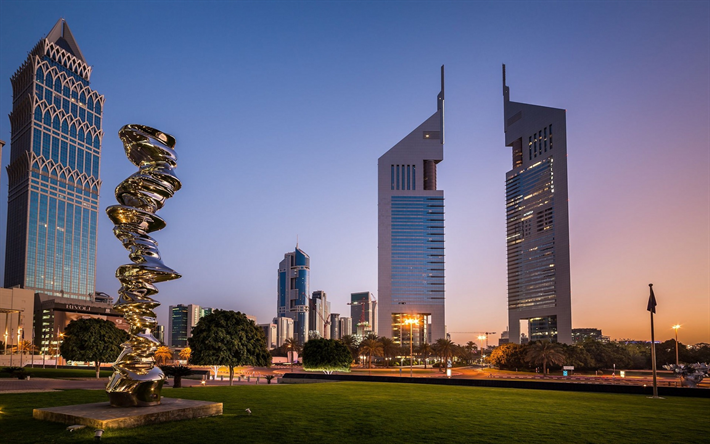 Emirate towers ib connect for Oficinas tgss barcelona